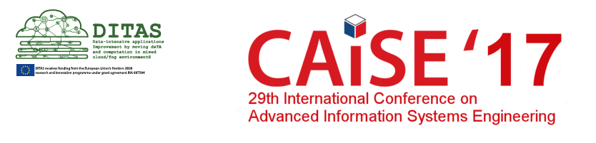 DITAS at 29th International Conference on Advanced Information Systems Engineering